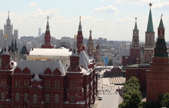 Moscow Kremlin (archive)