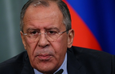 Lavrov to discuss situation around Mideast settlement with head of Palestinian delegation