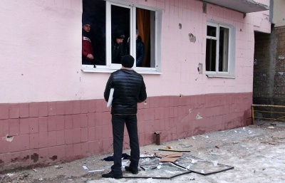 OSCE confirms Donetsk was shelled from north-western direction when civilians were killed