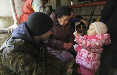 At least 68 children killed in east Ukraine conflict — WHO