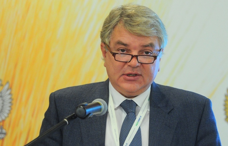 Russian Deputy Foreign Minister Alexey Meshkov